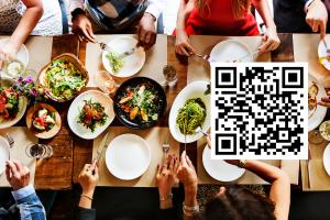 QR Codes for Restaurant